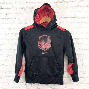 Nike Dri-Fit hoodie sweatshirt Boys